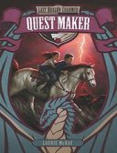 Quest Maker, by Laurie McKay (Last Dragon Charmer book 2)