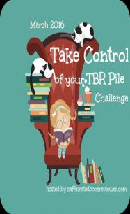 Joining the March Take Control of your TBR Pile Challenge